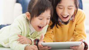 外籍老師 - 兒童英文課程 - 真人網上教學