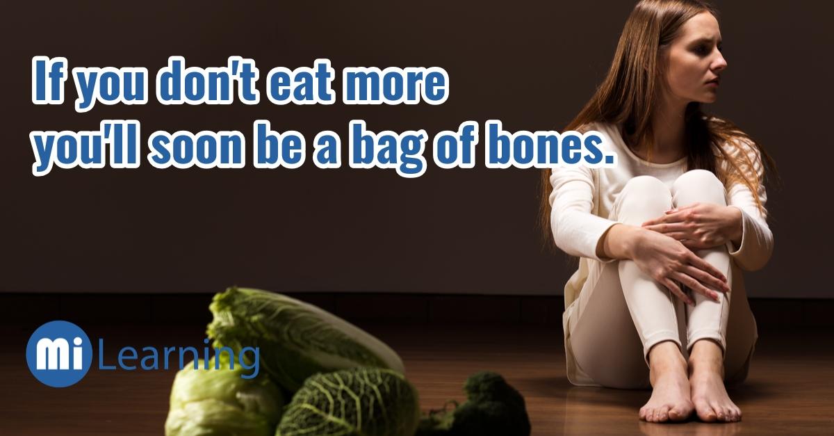 A bag of bones點解?