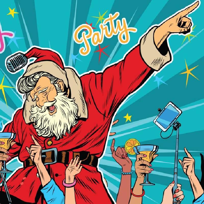 【Christmas Party】Idiom